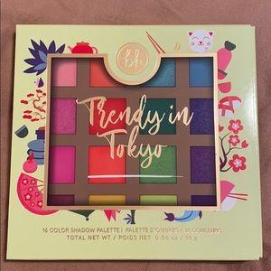 BH Cosmetics Trendy in Tokyo shadow palette
